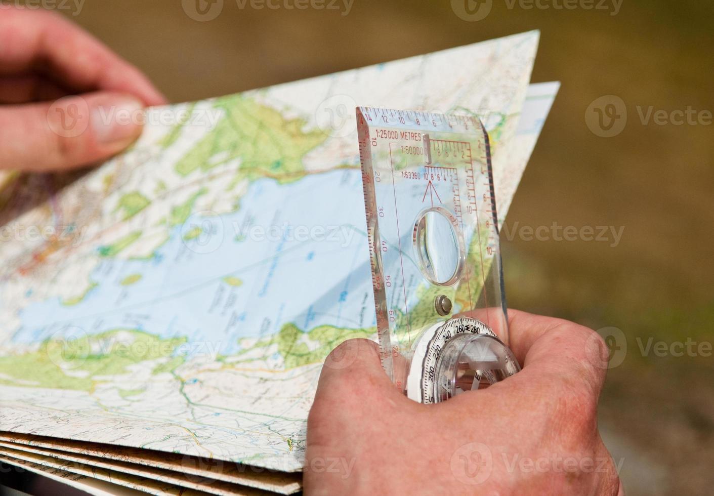 Lake District Orientierungslauf foto