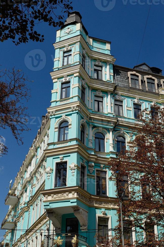 auf den Straßen von Kiew foto