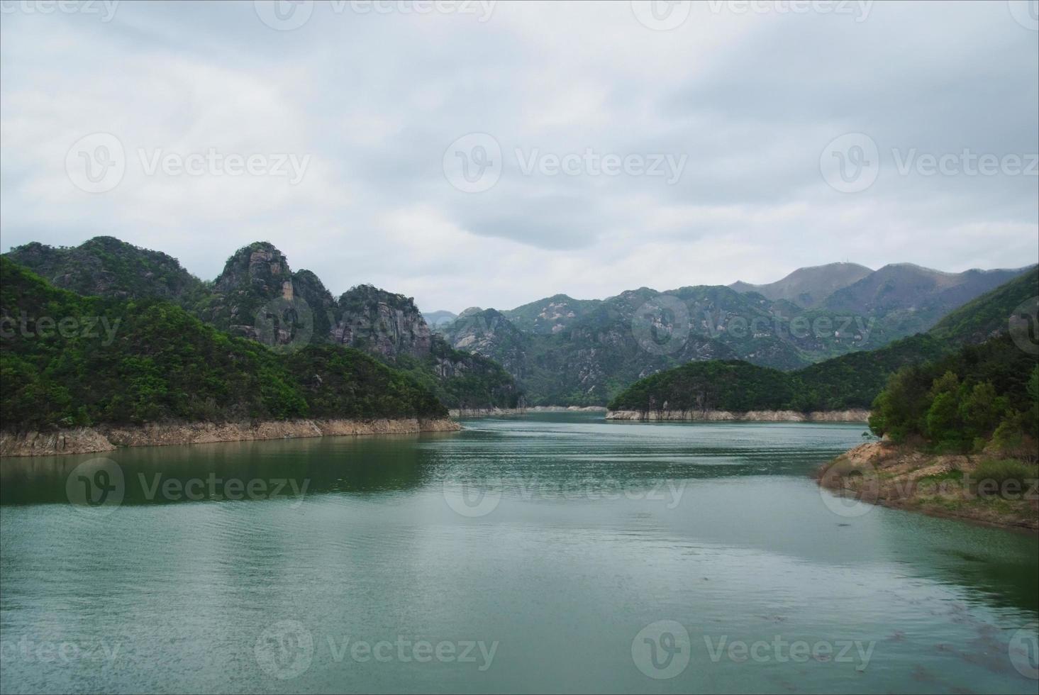 Berge und Seen foto