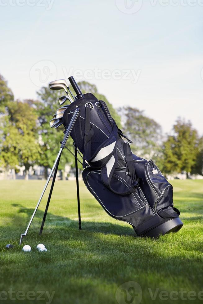 Golftasche foto