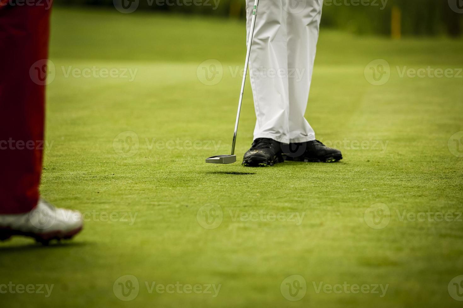 im Golfclub foto