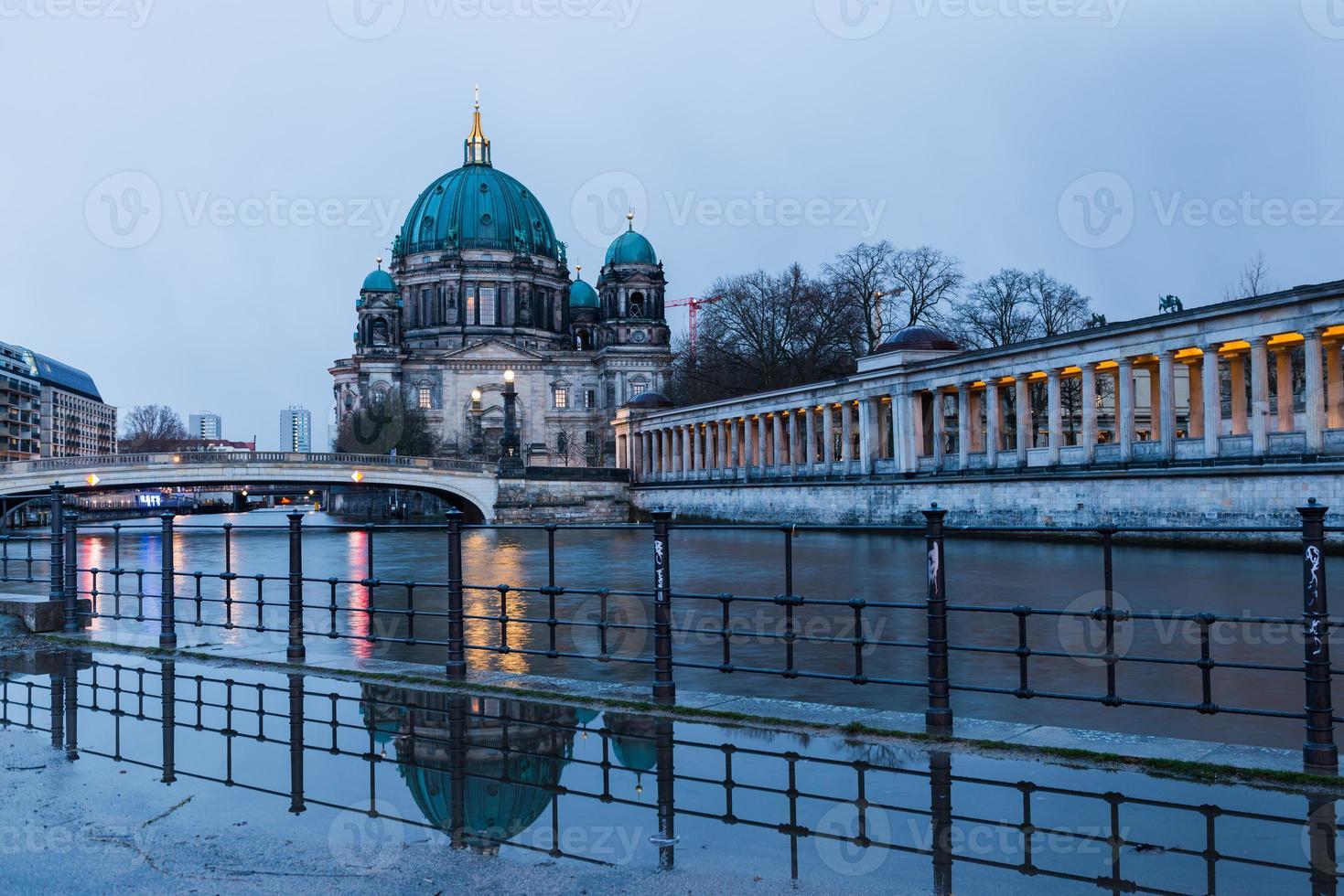 berliner kathedrale foto
