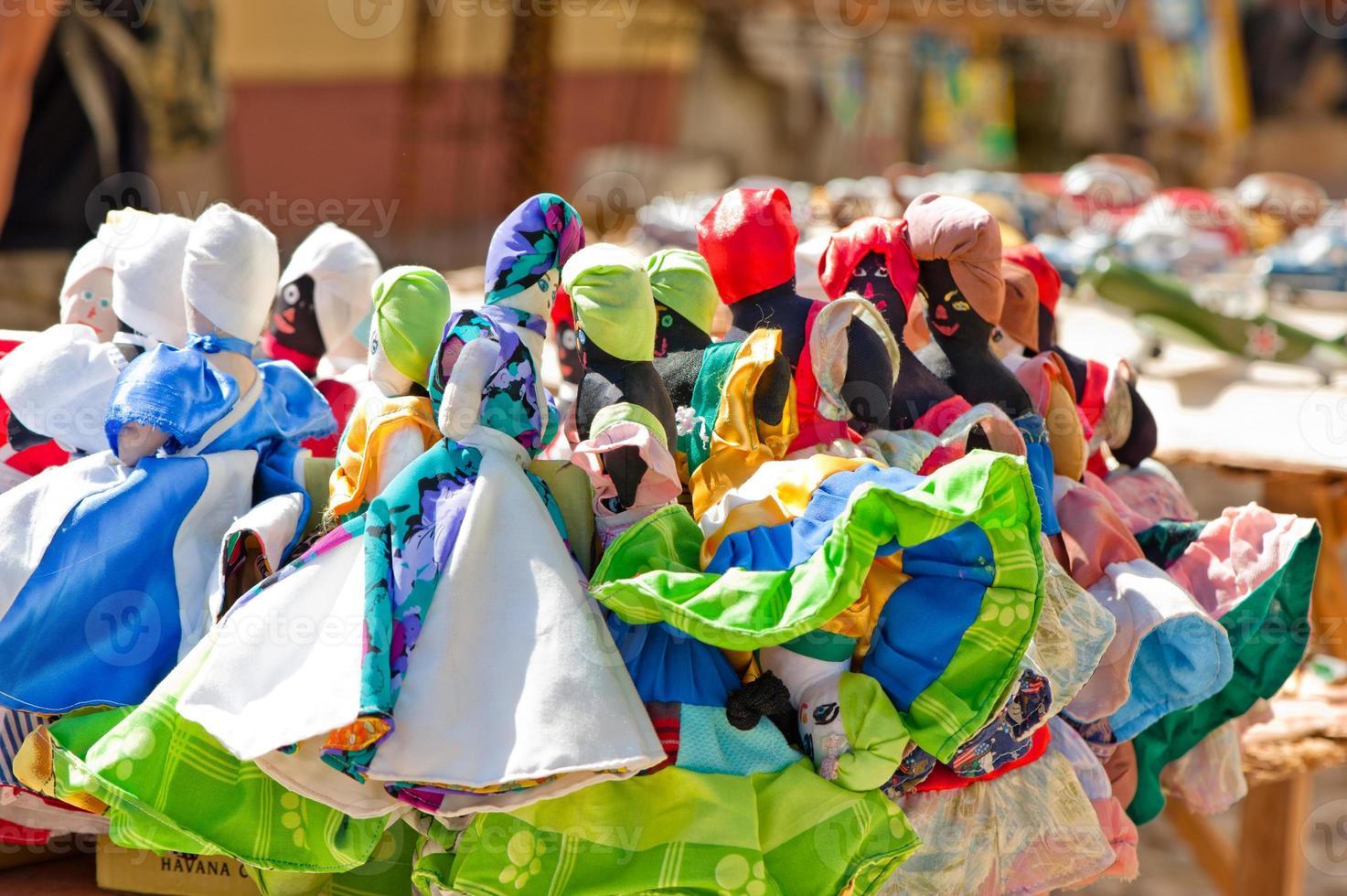kubanische Puppen foto