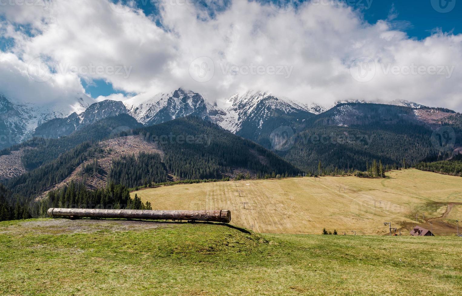 Natur der Slowakei foto