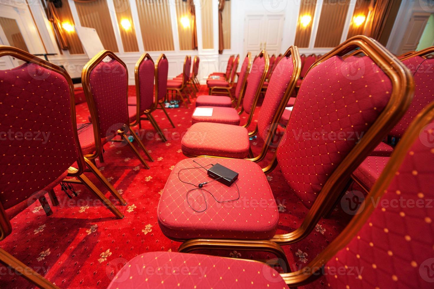 Luxushotel Konferenzraum foto