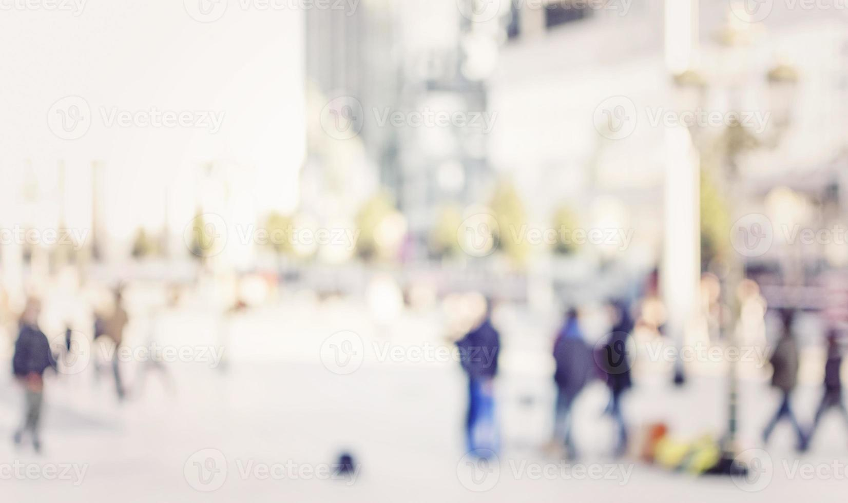 Stadtpendler. foto