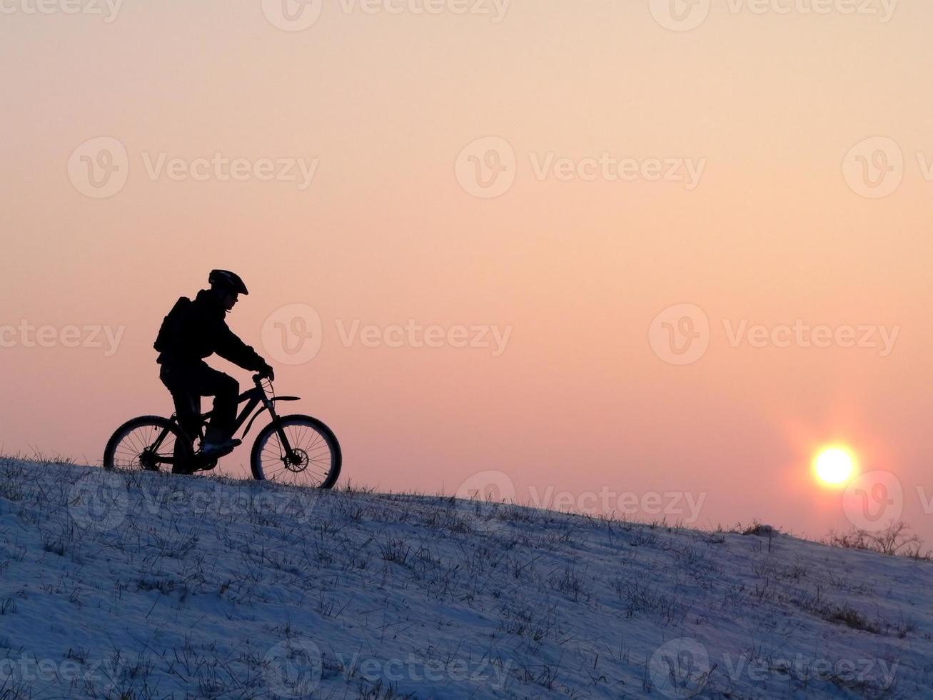 Radfahren foto