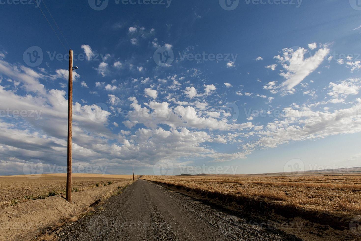 Straße nach Palouse foto