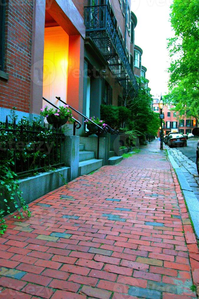 Leuchtfeuer Hügel, Boston foto