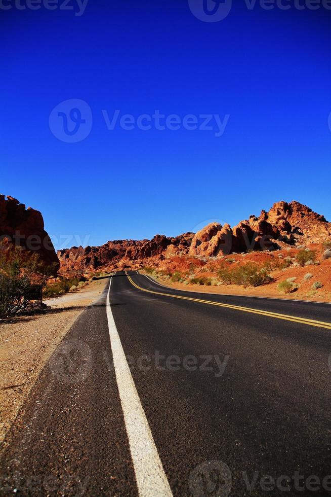 Tal des Feuers, Nevada State, Amerika, Natur, Tal foto