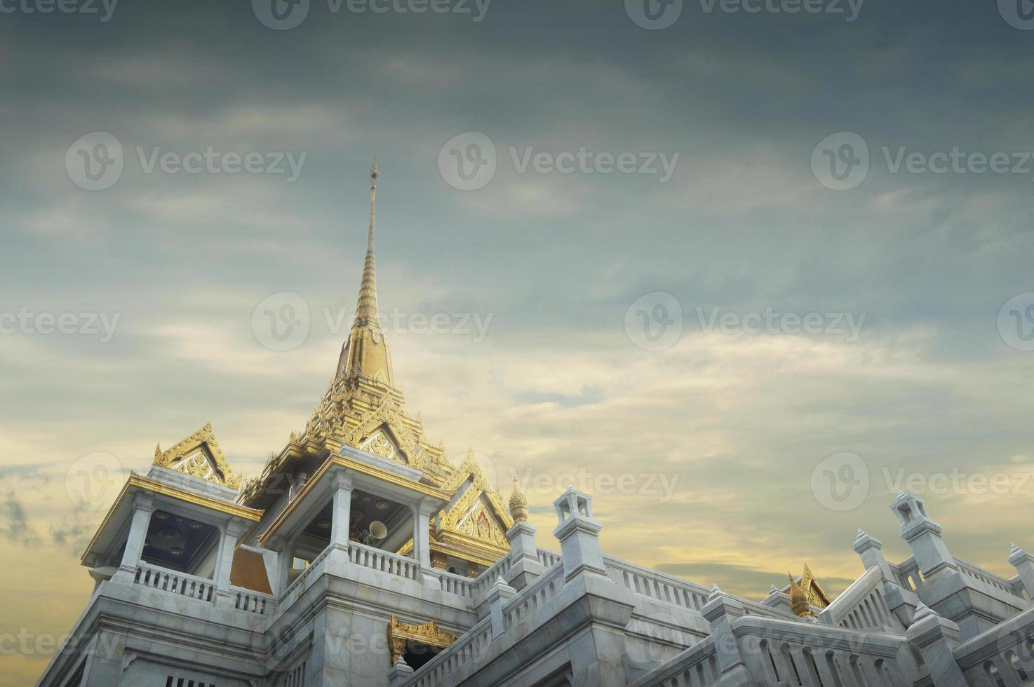 Traimit Tempel, Bangkok foto