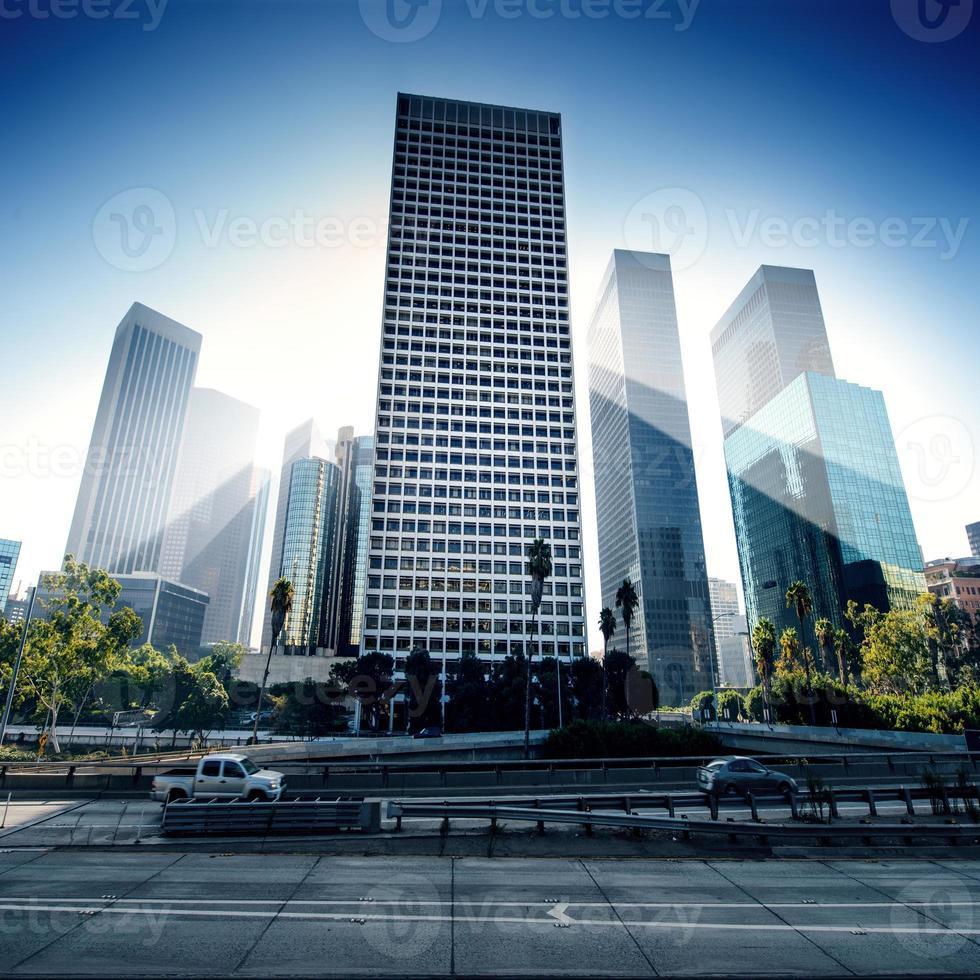 Los Angeles am Tag foto