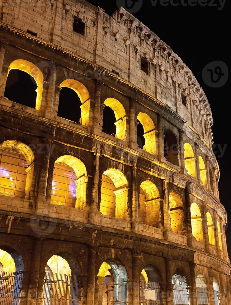 Kolosseum in Rom foto