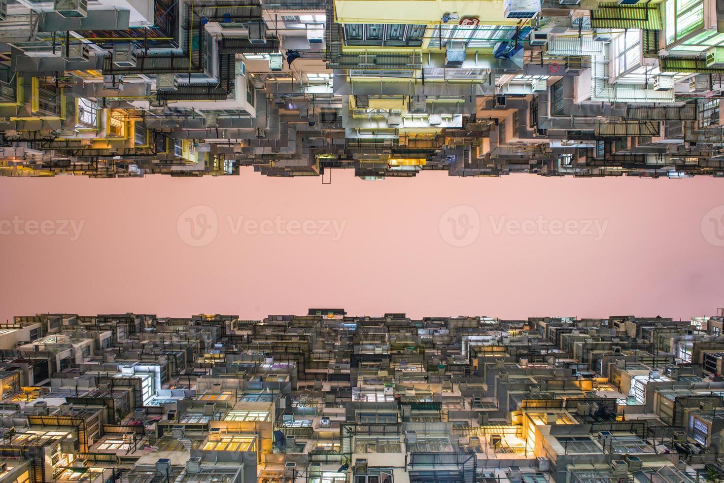 montane Villa, Steinbruch Bucht Hong Kong foto