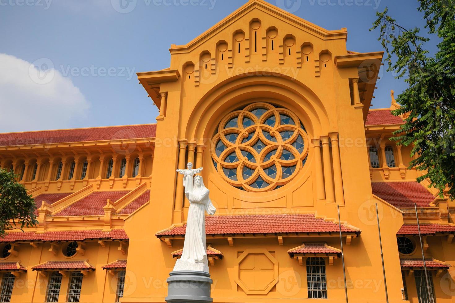 Kirche unserer Frau von Hanoi foto