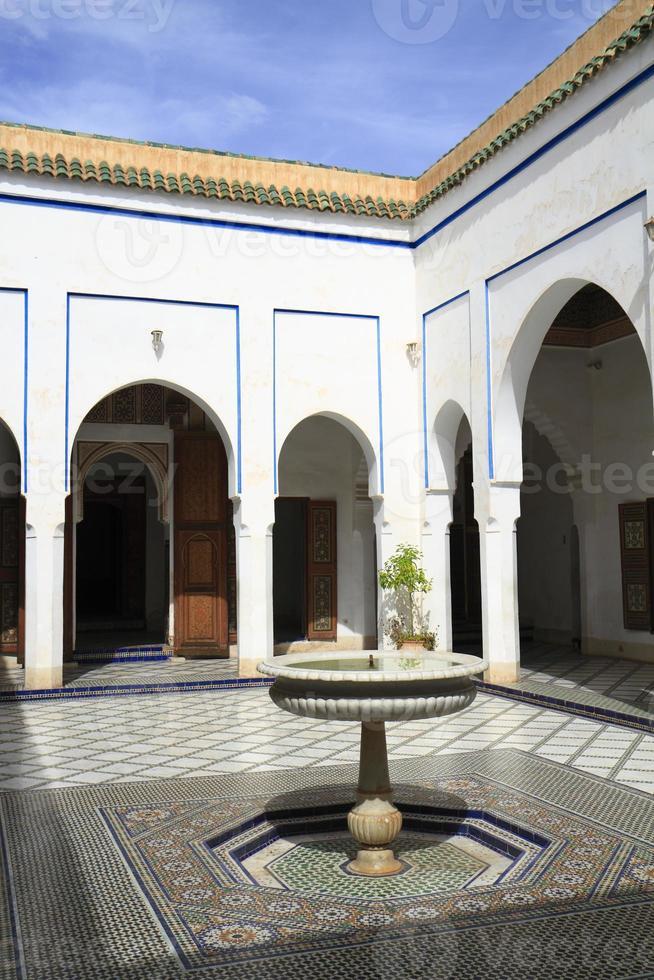 Bahia Palast foto
