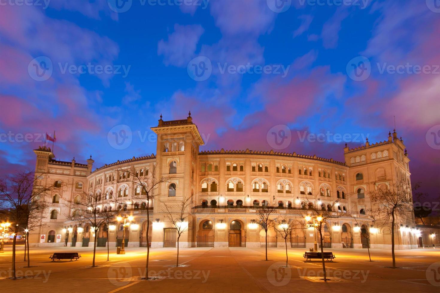 Stierkampfarena in Madrid, Las Ventas foto