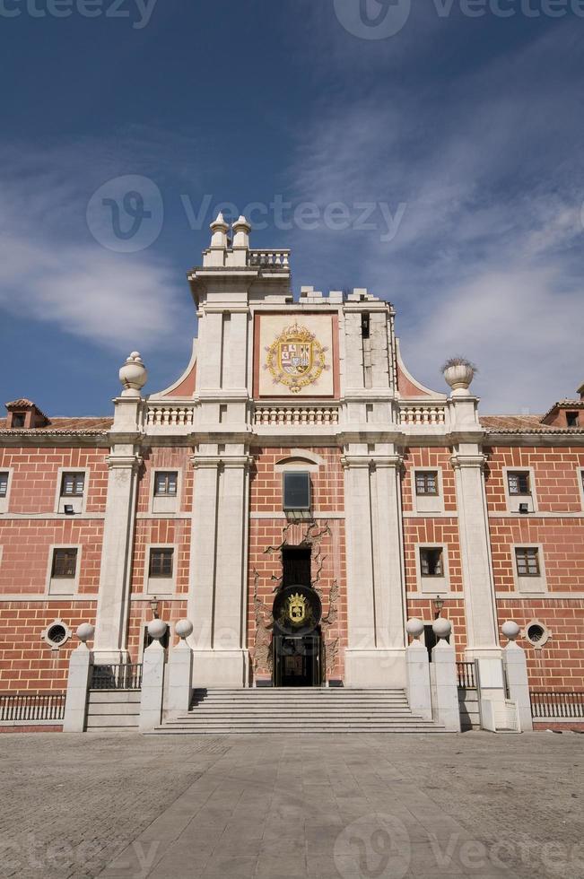 cuartel del conde duque. Madrid, Spanien foto