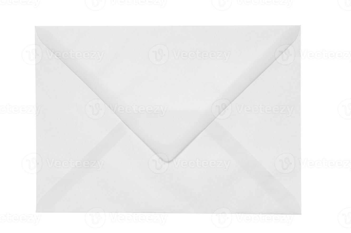 leerer Umschlag foto