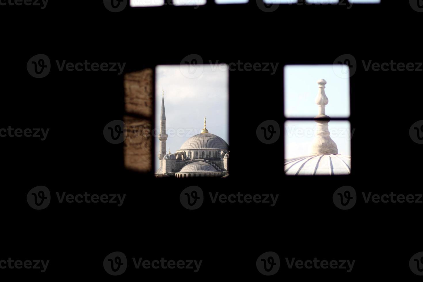 blaue Moschee Istanbul foto