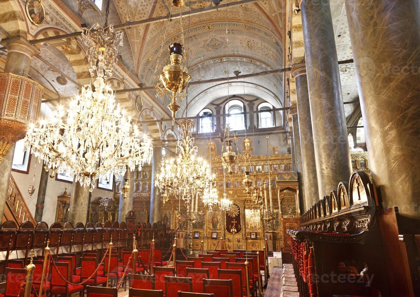 Kirche von st. George, Istanbul, Truthahn foto