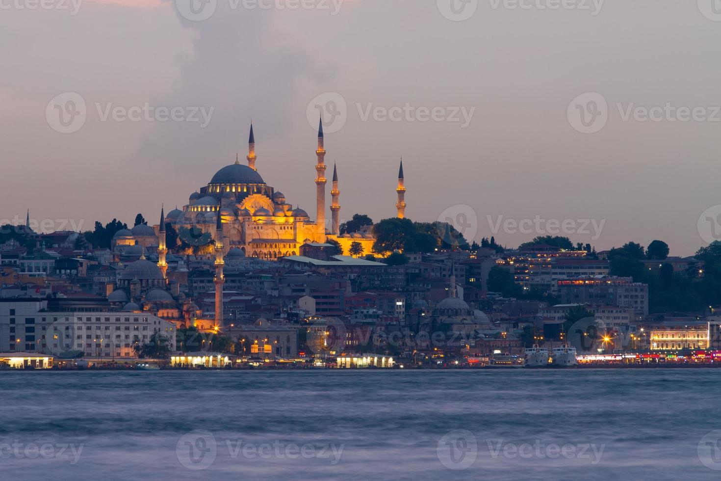 suleymaniye Moschee foto