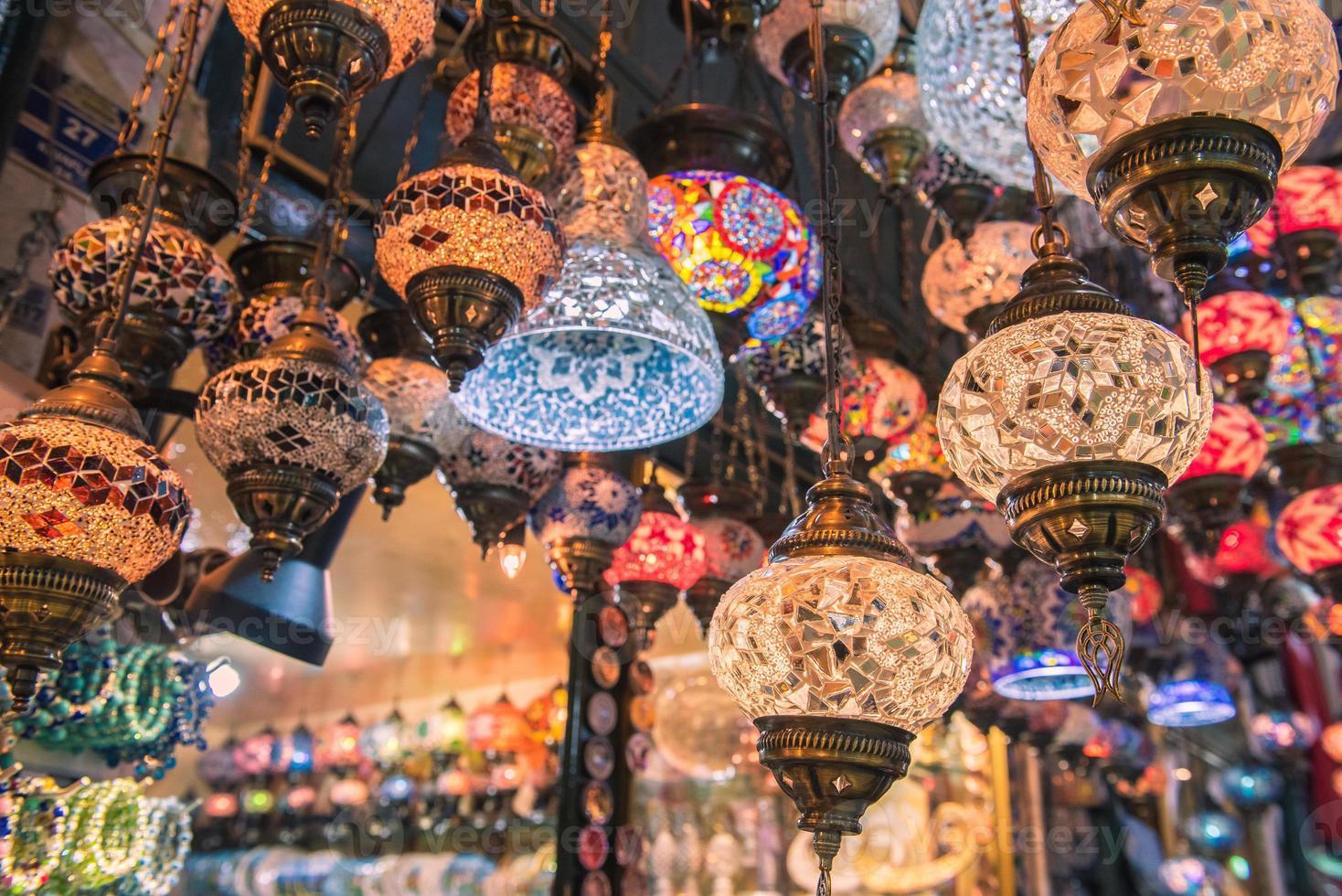 türkische Keramik foto
