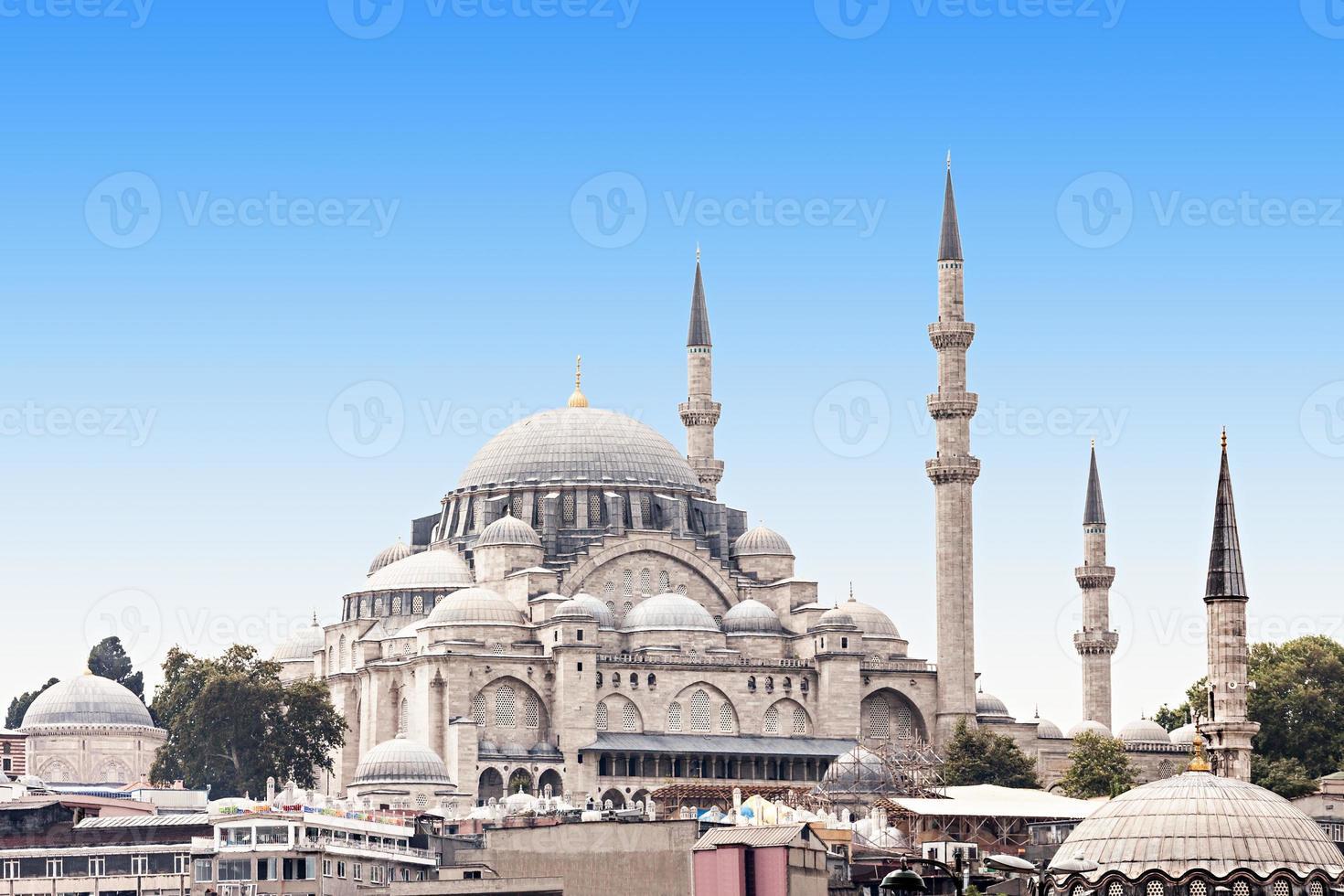 die suleymaniye Moschee foto
