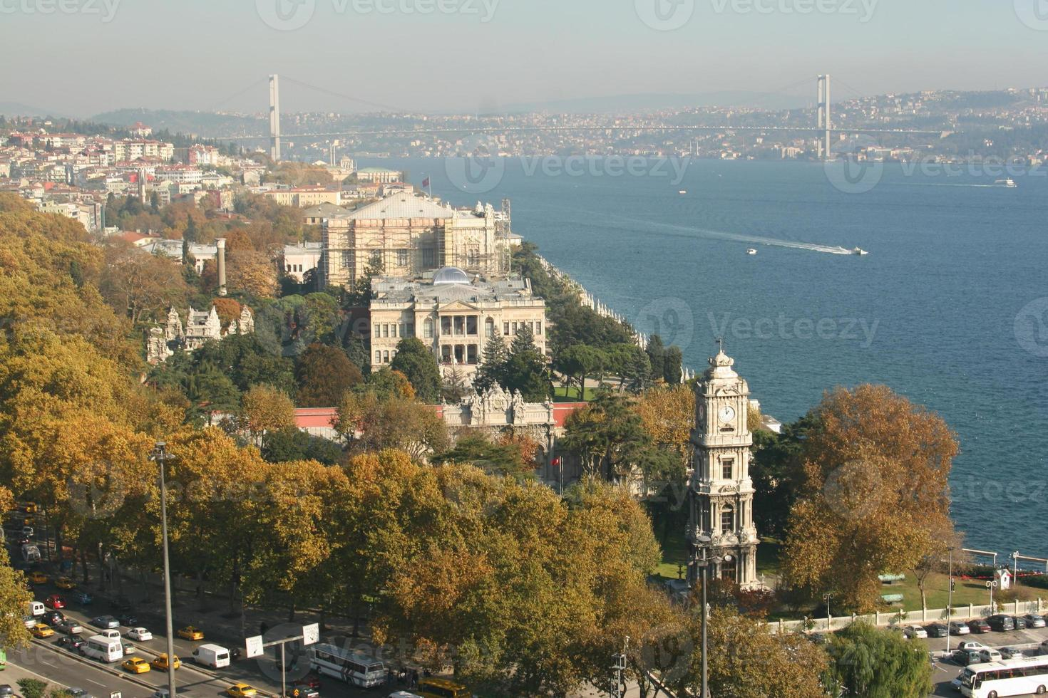 Dolmabahce Palast foto