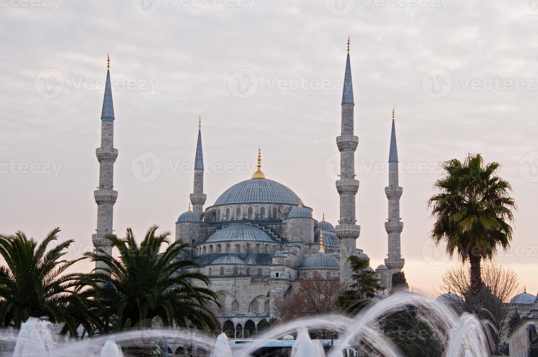 Sultanahmet Moschee foto