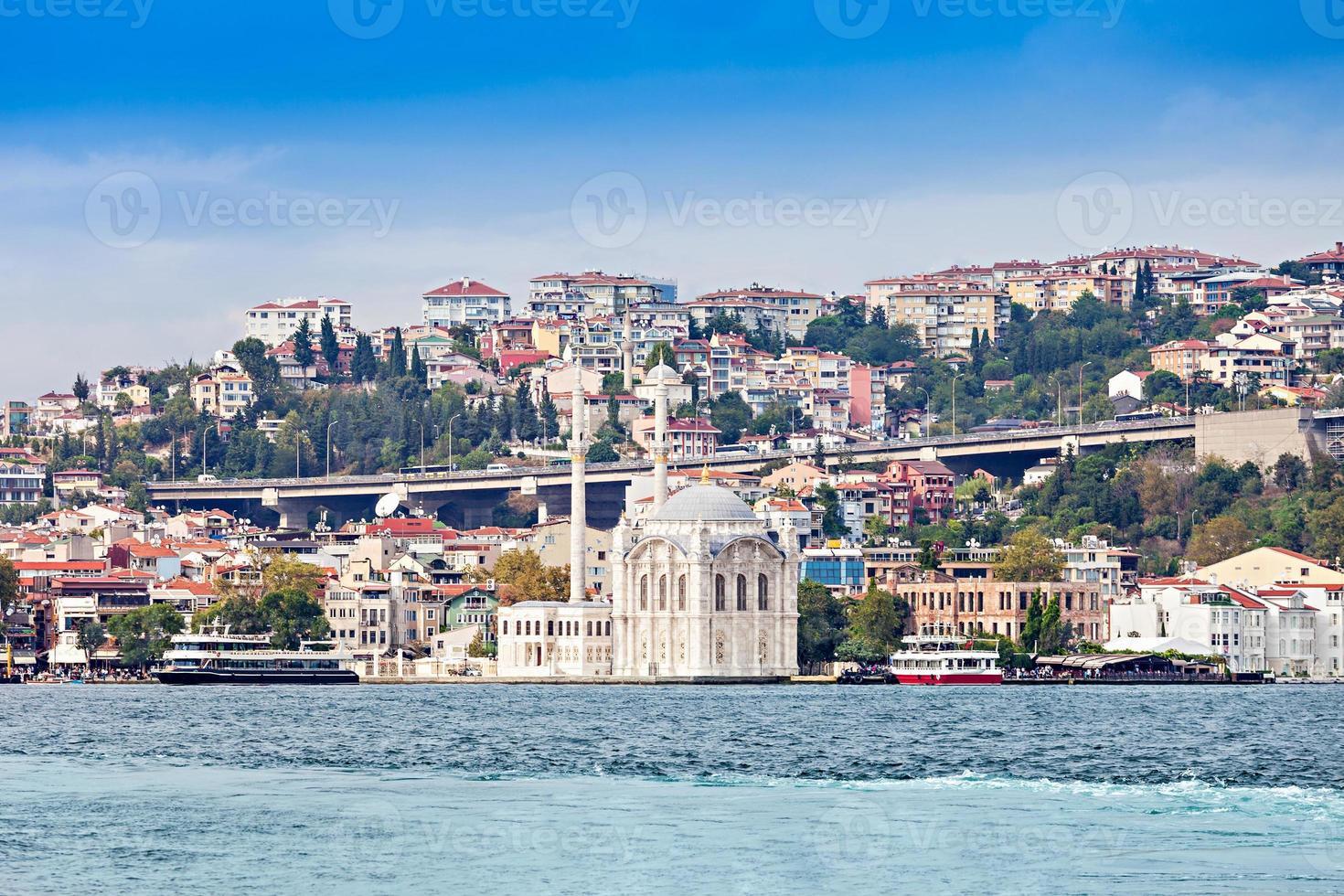 die Dolmabahce-Moschee foto
