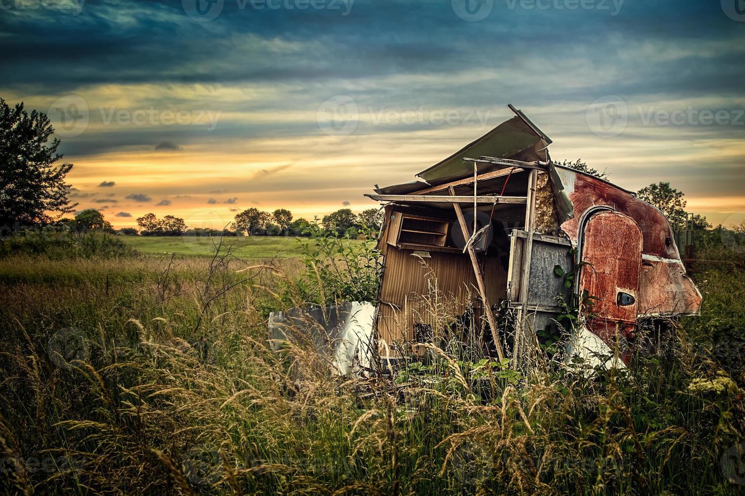 Wohnwagen foto