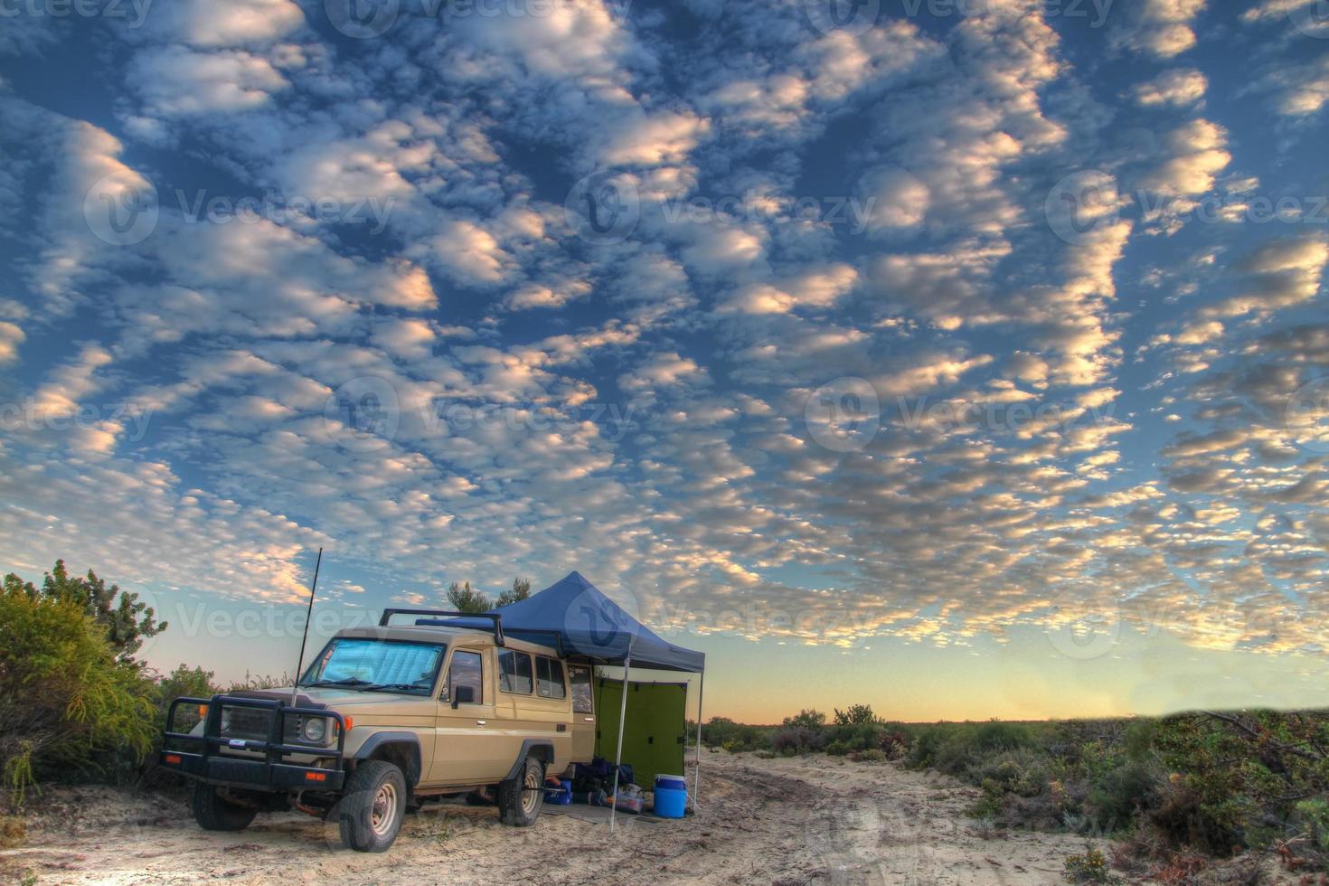 Outback Australien foto