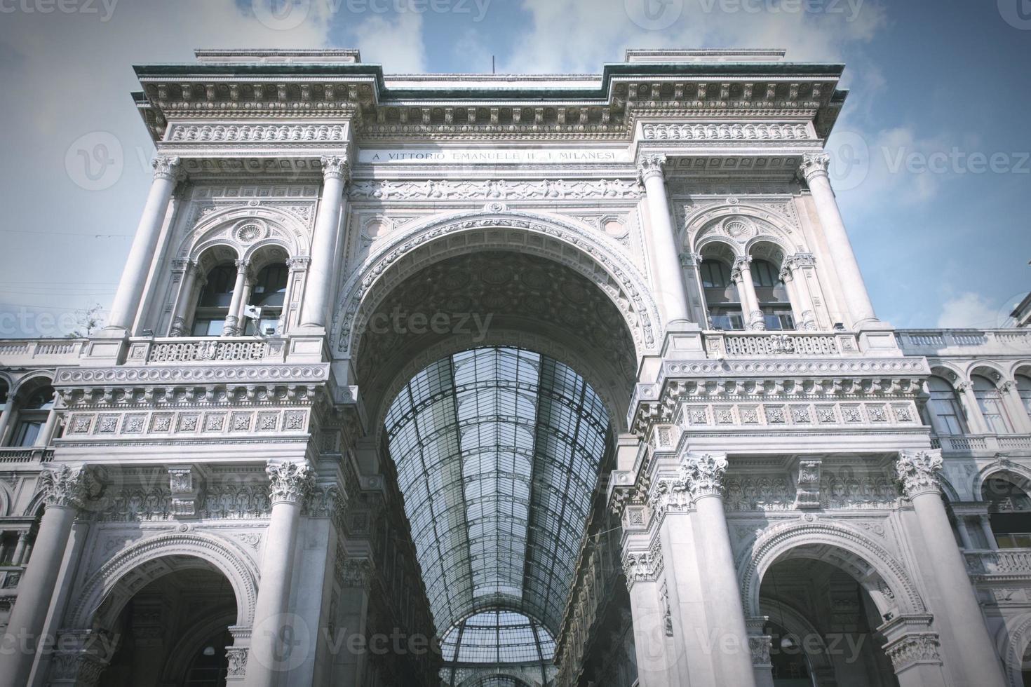 Retro Mailand foto