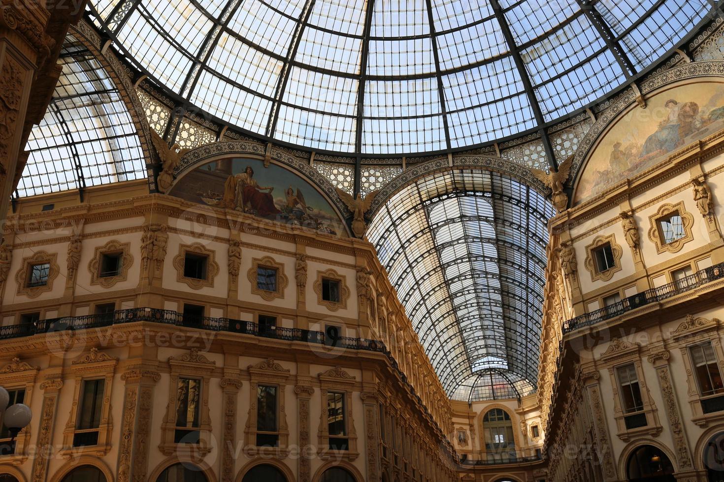 galleria vittorio emanuele ii (innen) foto