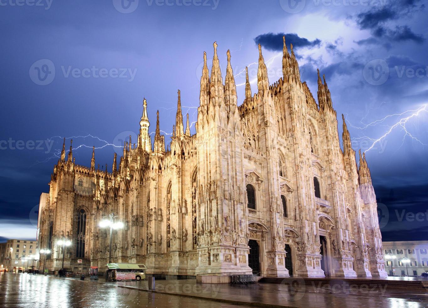 Mailänder Domkuppel - Italien foto