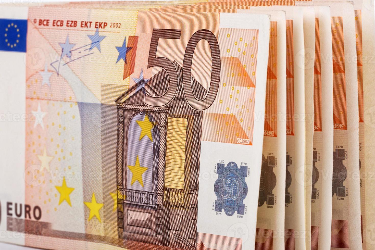 europäisches Geld foto
