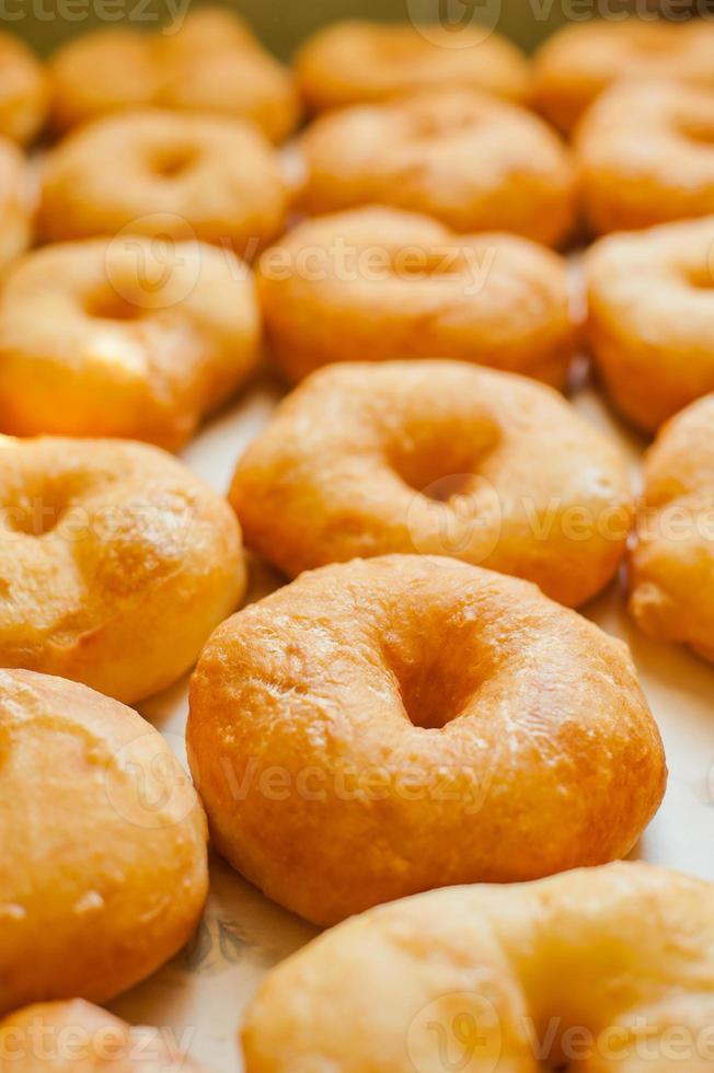 hausgemachte Donuts foto