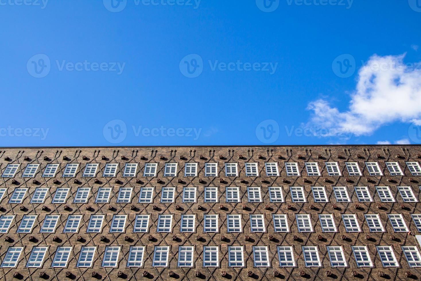 Gebäude in Hamburg foto