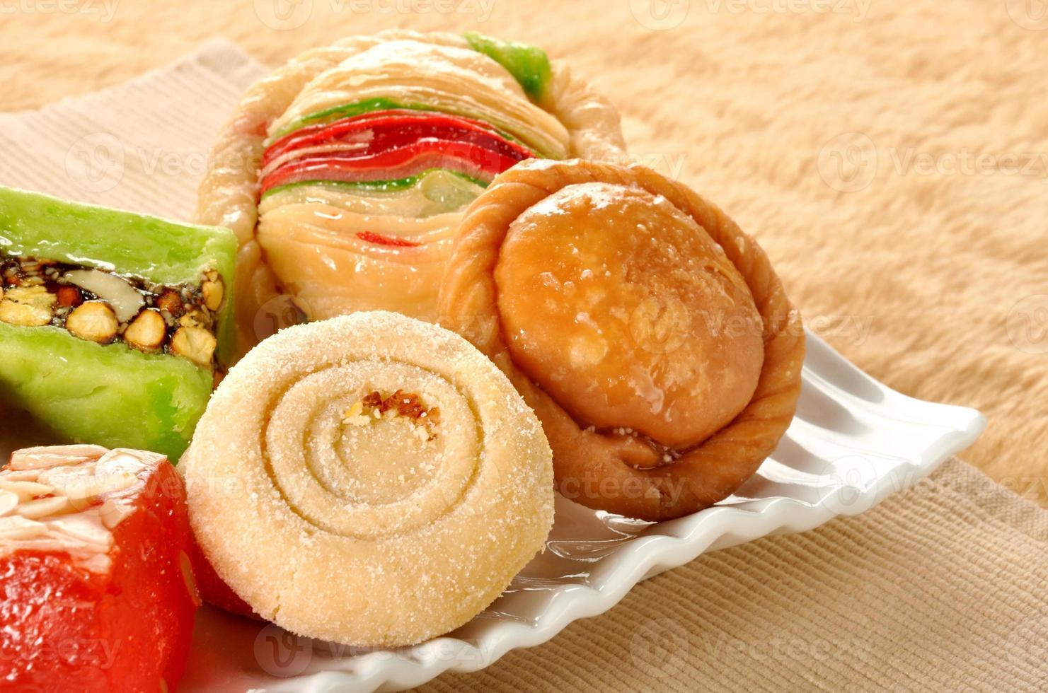 köstliche Mischung Süßigkeiten-3 foto