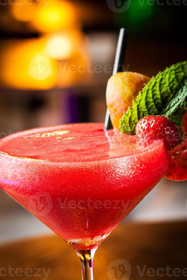 Erdbeer-Daiquiri foto