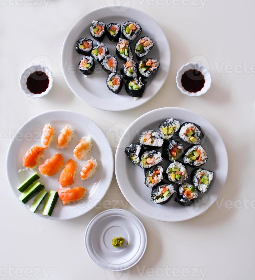 Sushi # 2 foto