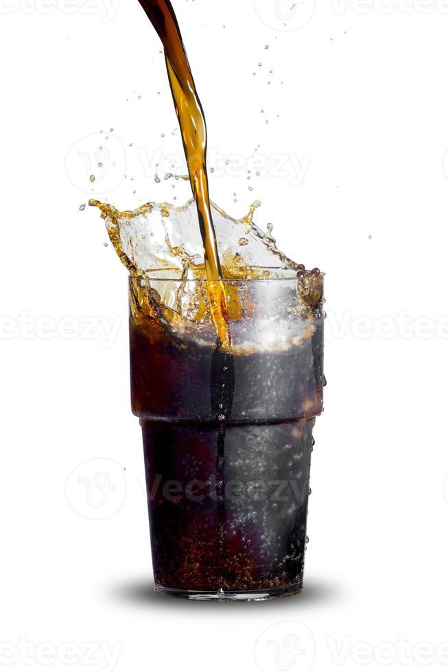 Cola Splash foto