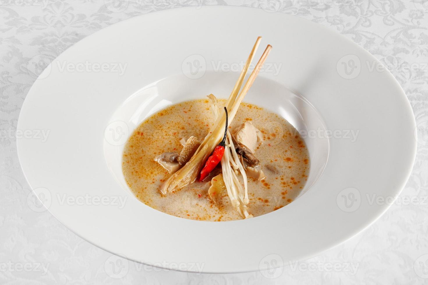 Miso-Suppe foto