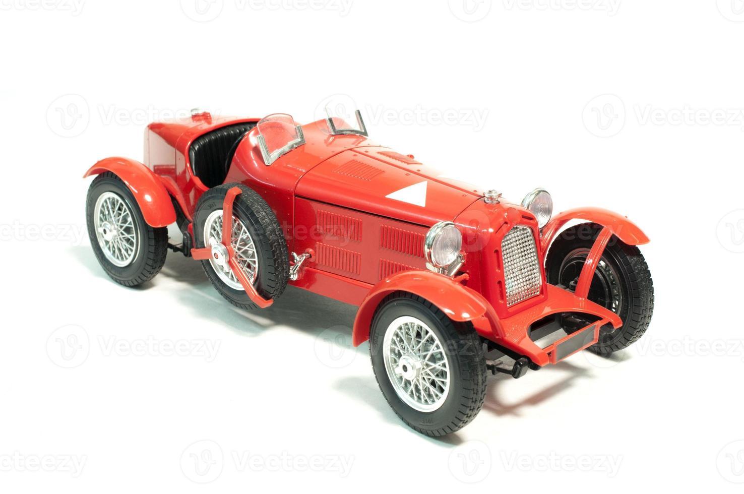 klassischer Sportwagen foto