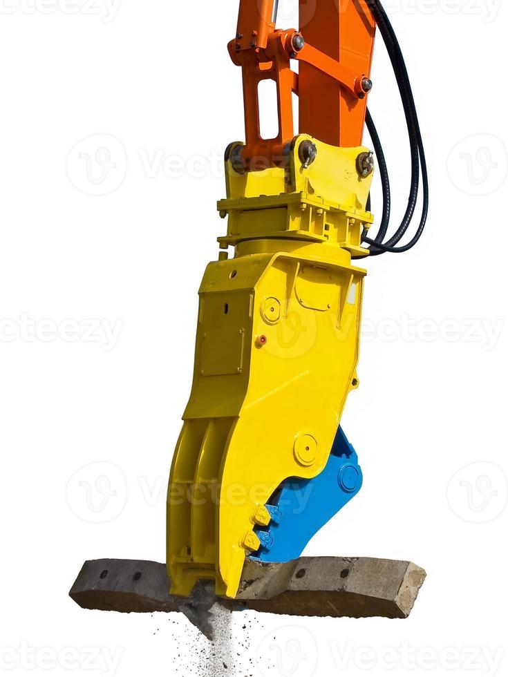 hydraulische Klaue foto