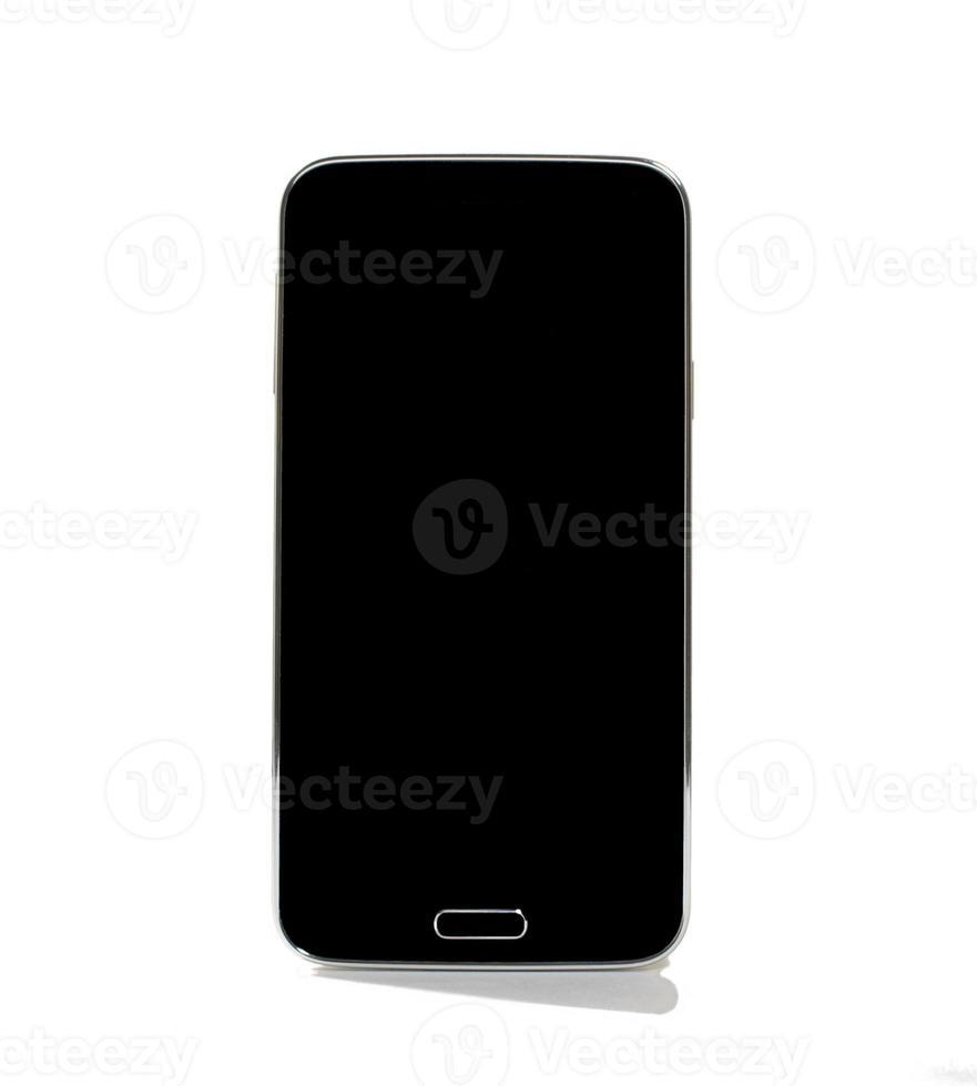 schwarzes Smartphone - Handy foto
