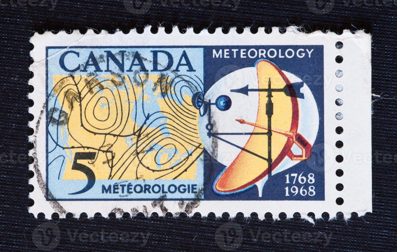 Kanada Meteorologie foto