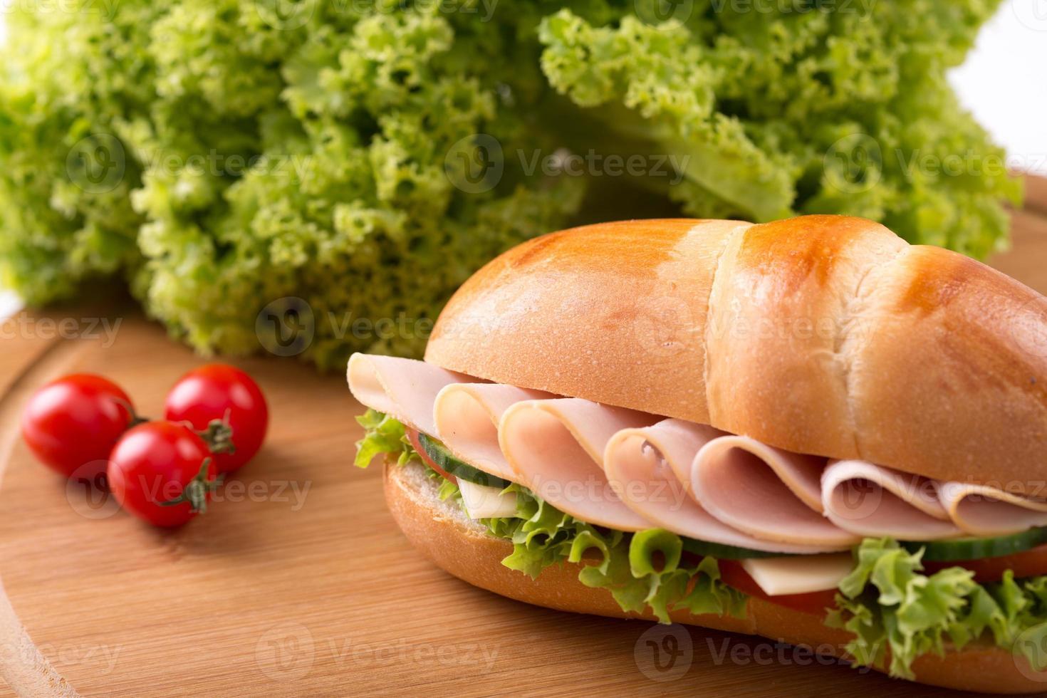 Truthansandwich foto