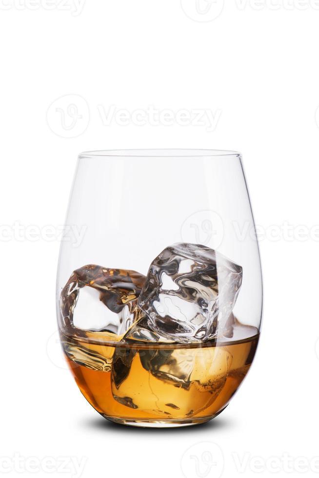 Whisky auf dem Felsen foto
